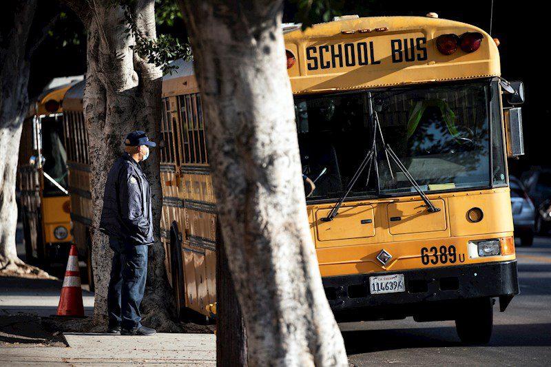 Mandatos de cubrebocas en las escuelas