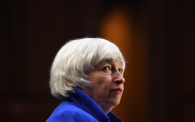 El Gobierno de EEUU podría quedarse sin dinero a partir del 18 de Octubre, advierte la Secretaria del Tesoro