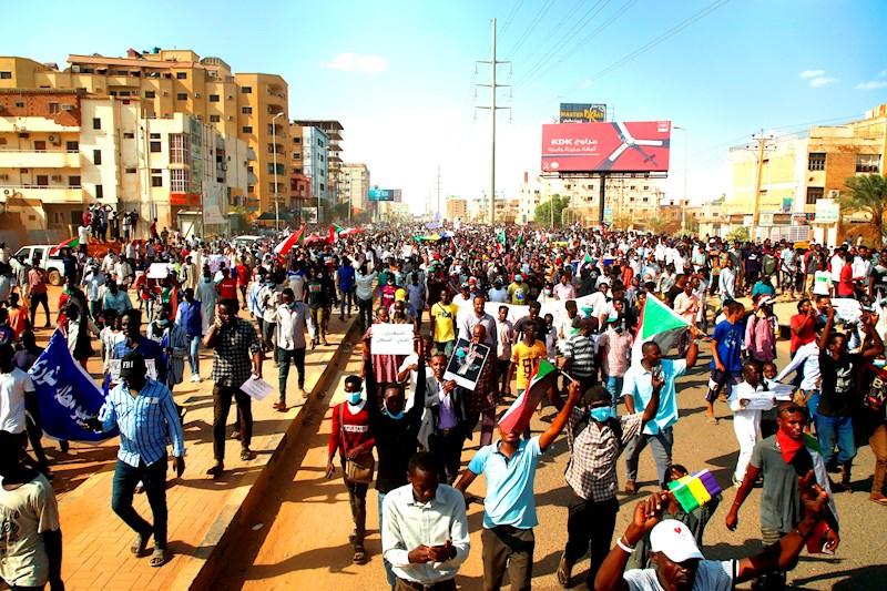 ¿Qué pasa en Sudán?