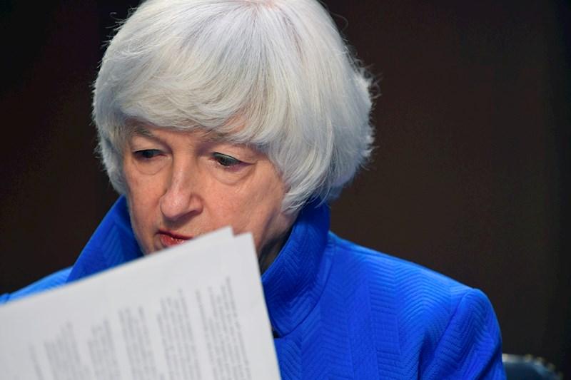 Yellen advierte que el impago de la deuda nacional provocaría una recesión