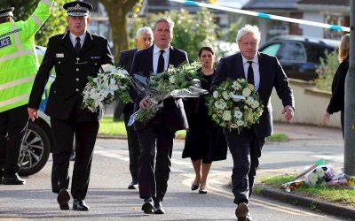 Policía británica investiga posibles vínculos con el terrorismo tras asesinato de legislador