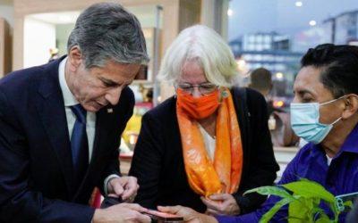 Blinken visita Ecuador y Colombia: los 3 puntos calientes en la primera gira del secretario de Estado de Estados Unidos a América Latina