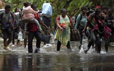 El dramático aumento de migrantes muertos en el Tapón del Darién en lo que va de 2021