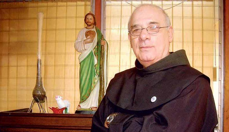 Falleció el Padre Flavian, nativo de East Boston y quien dedicó su vida al pueblo de El Salvador
