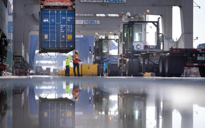 ESPECIAL   Se rompió la cadena de suministro de EEUU… ¿y ahora qué?