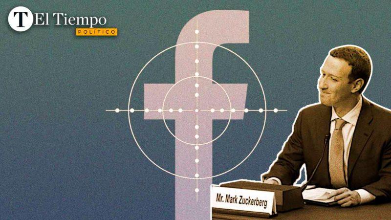 El Tiempo Latino: Los críticos de Facebook esperan que el Congreso tome acciones regulatorias