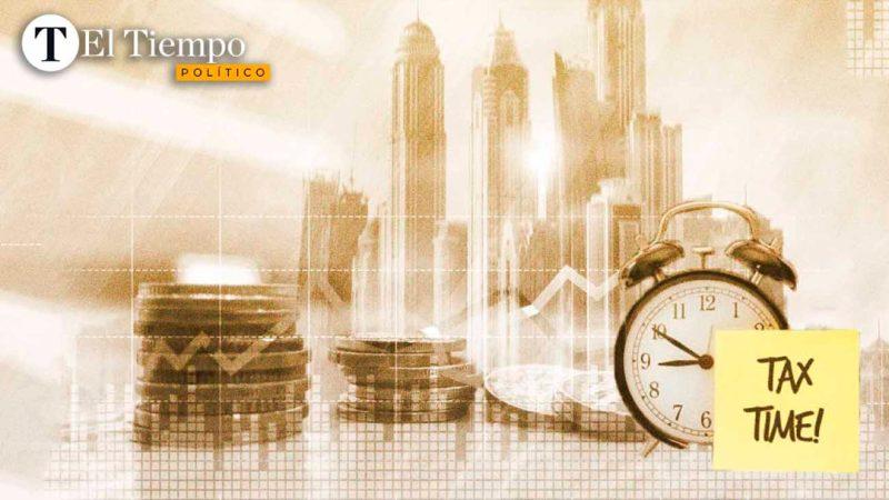 El Tiempo Latino: Las corporaciones deberán pagar mínimo 15% en impuestos en todo el mundo