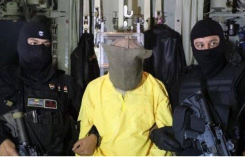 Capturado cabecilla de ISIS