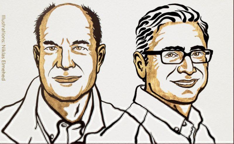 Dos científicos ganan el Nobel de Medicina por investigación sobre el calor y el tacto