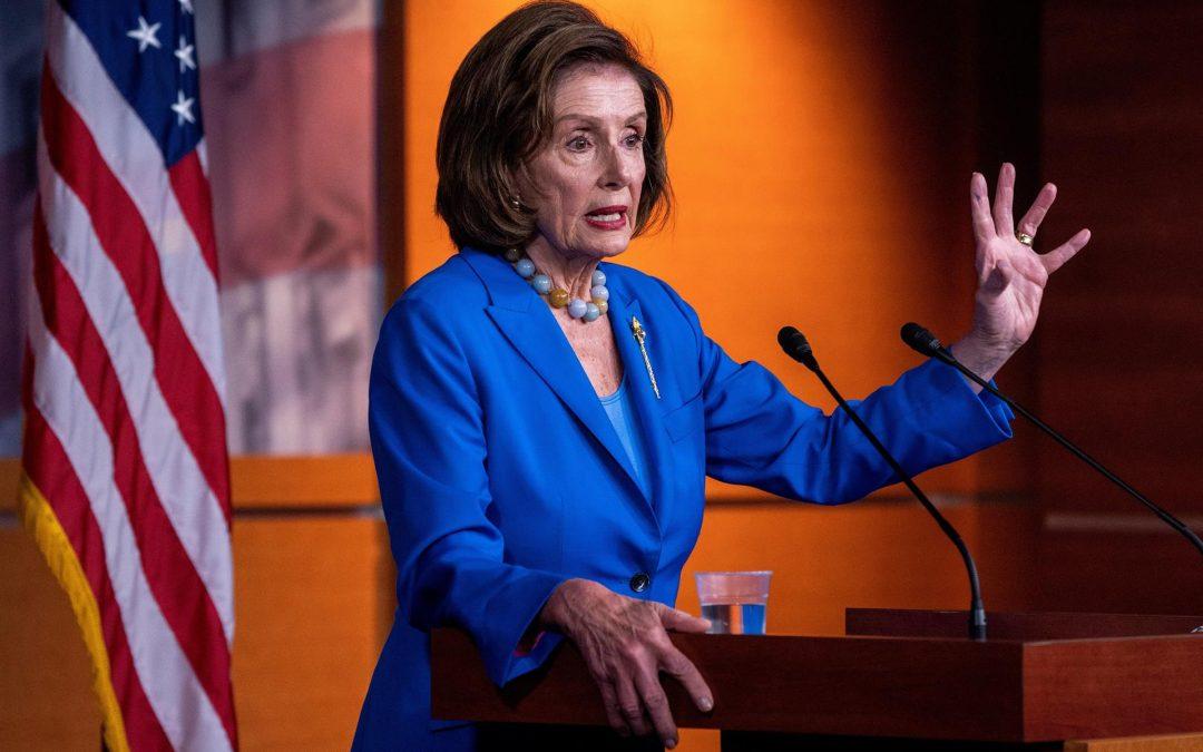 Nancy Pelosi prepara a los demócratas para reducir el proyecto de $3,5 billones