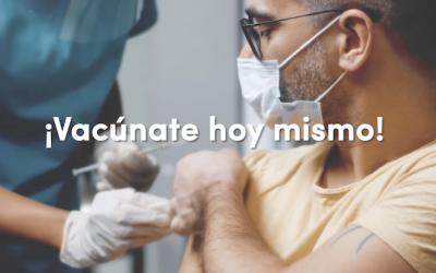 No dejes que la influenza te detenga ¡Vacúnate!