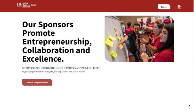 Red de Acción Empresarial Latina se junta con Facebook para apoyar a emprendimientos de latinos