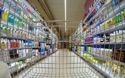 La próxima vez que vayas de compras, podrías ver precios más altos en estos productos